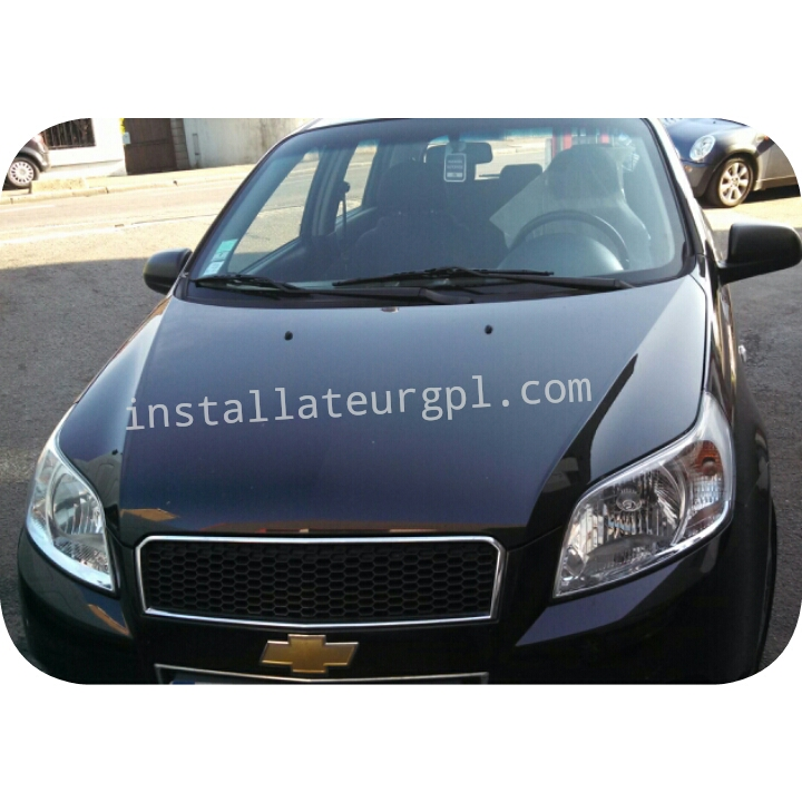 Chevrolet avéo GPLi