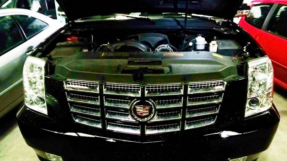 Cadillac Escalade GPL