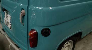 Renault 4L 100% GPL