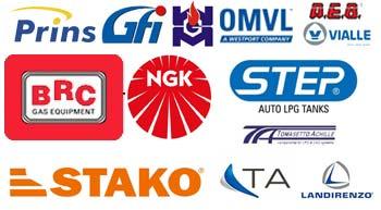 Logo des marques GPL et GNV