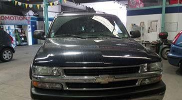 Chevrolet Tahoe V8 5.7L